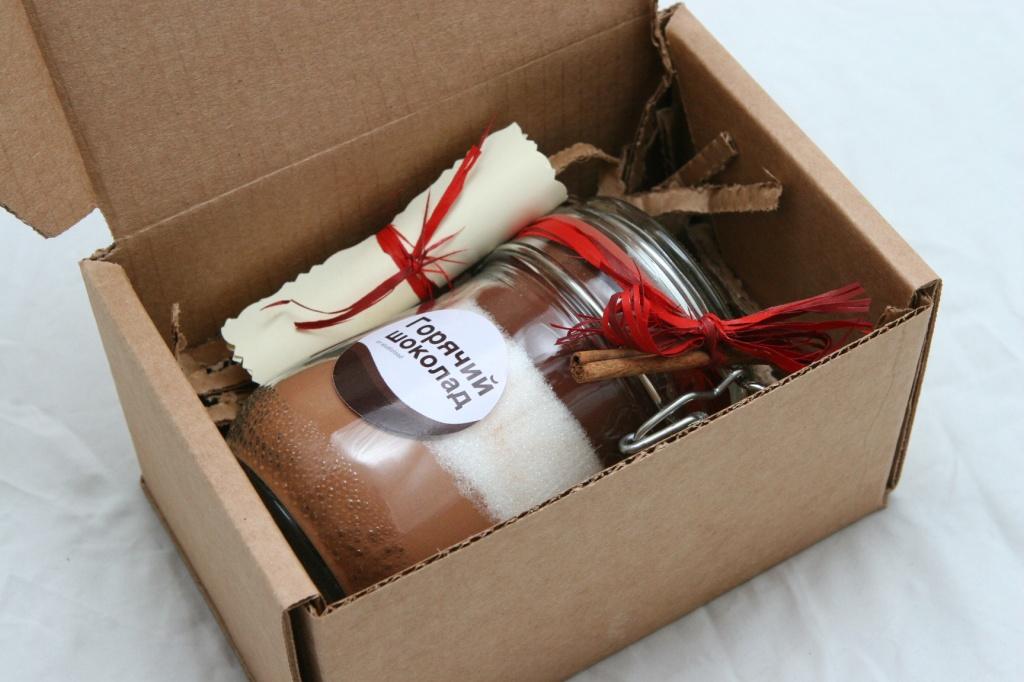Вкусные наборы в подарок